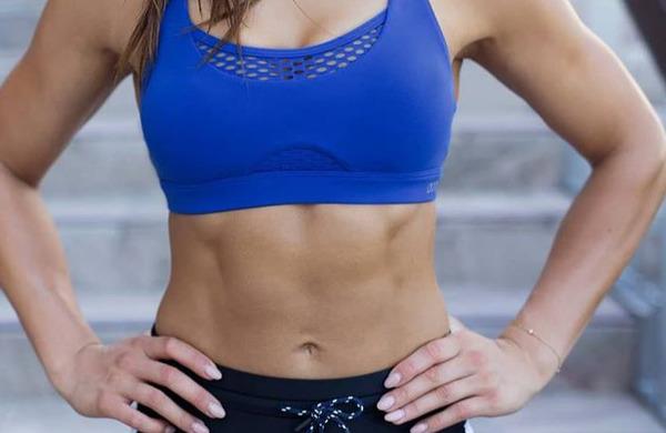 6 vaj, ki jih potrebujete za močne trebušne mišice