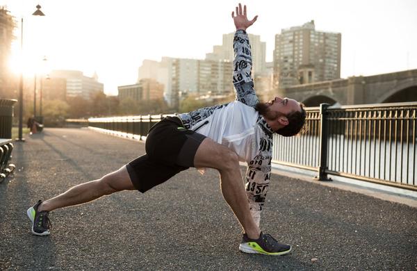 10 minutna poživljajoča vadba