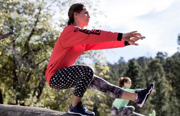Okrepite mišice nog z vajami, ki jih lahko izvajate tudi doma