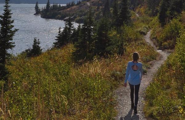 Zakaj bi morali tekači več hoditi