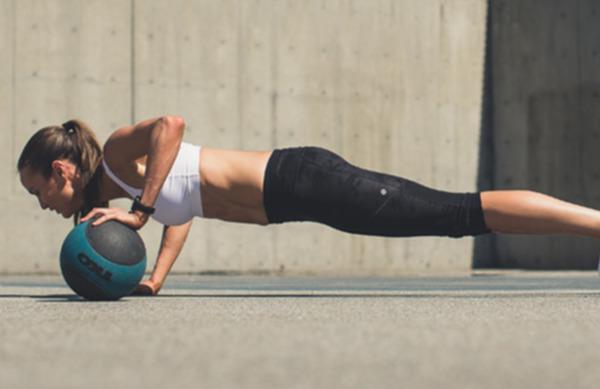5 minutni trening za krepitev trebušnih mišic