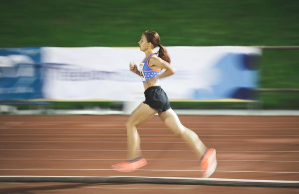 Klara Lukan dosegla osupljiv čas v teku na 5000 m (državni rekord)