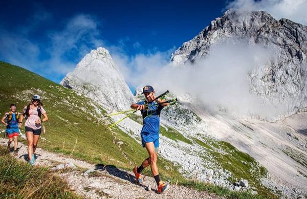 V 14-ih urah je pretekel 5 najvišjih slovenskih vrhov