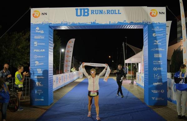 Tudi slovenski ultramaratonci so se udeležili Ultrabalatona (221,9 km)