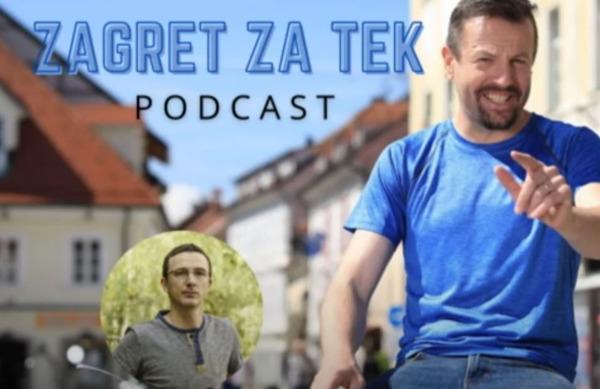 Prvi slovenski tekaški podcast – splača se ga poslušati