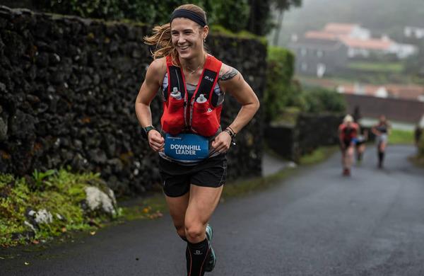 Golden Trail Series: Ana Čufer zmagovalka spusta