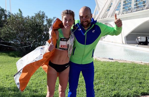 V Valencii padel nov svetovni rekord v polmaratonu