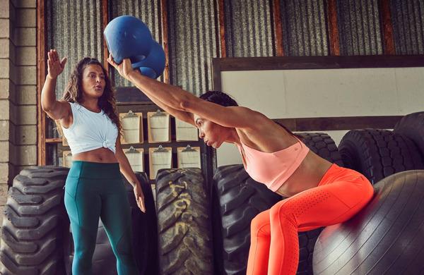 Tako lahko trening za moč izboljša kakovost spanja