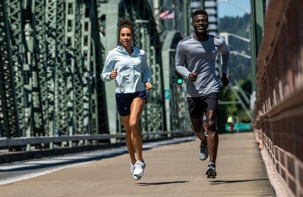 Trije različni hitrostni treningi za nove tekače