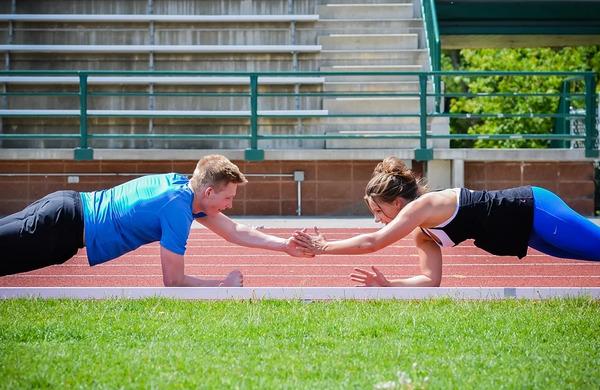 Plank: kratka in učinkovita vaja