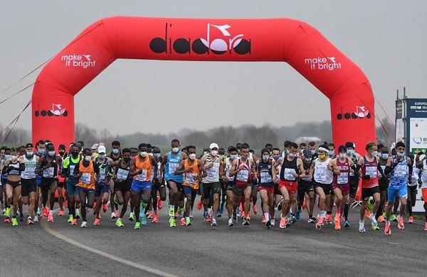 Maraton v Sieni: Kobe in Krevs uspešna, Kršinarjeva žal odstopila