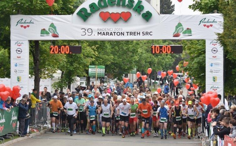 2. navidezni Maraton treh src.