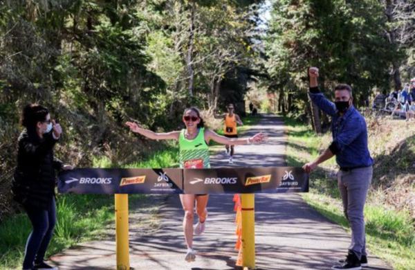 Desiree Linden dosegla nov ženski rekord na 50 km