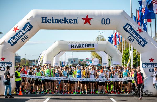 Anja Fink zmagala na polmaratonu v Zagrebu