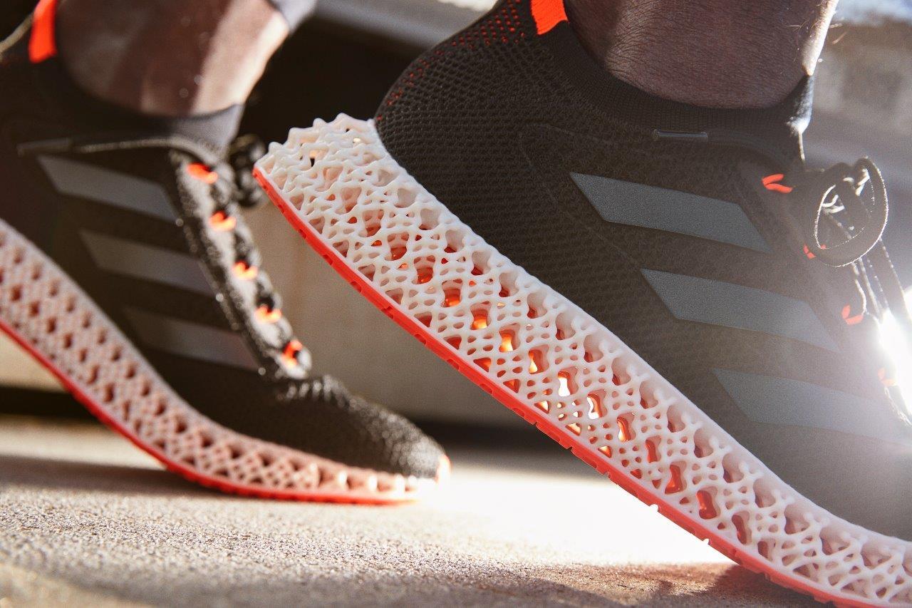 adidas 4DFWD, tekaški copat prihodnosti
