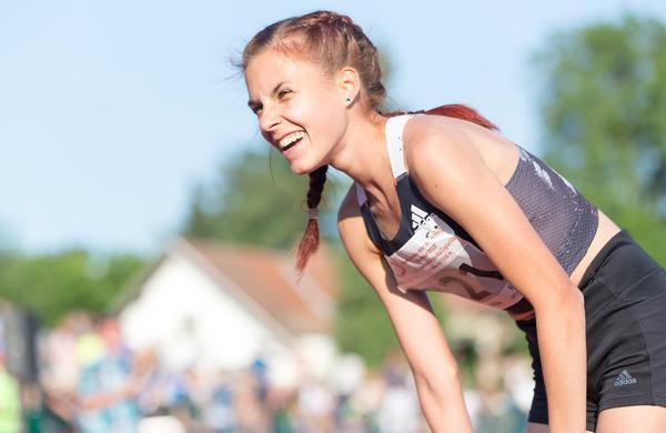 Klara Lukan z novim osebnim rekordom na 5000 m