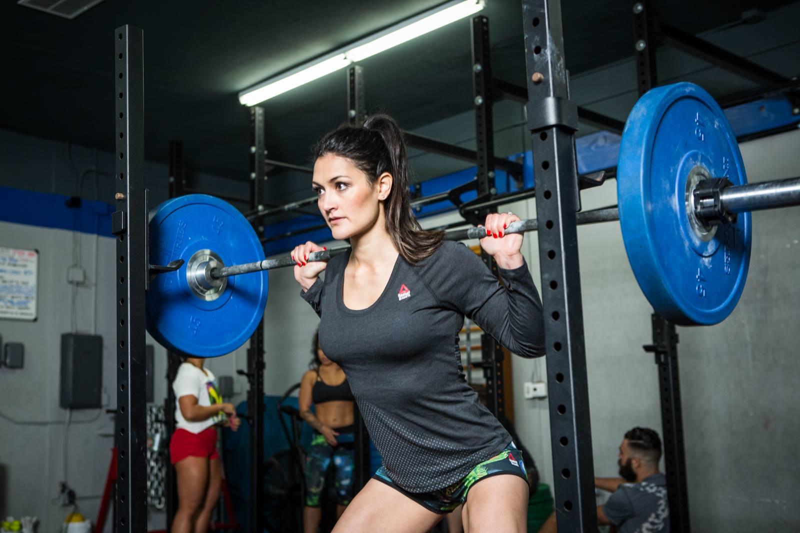 Prednosti dvigovanja težjih uteži