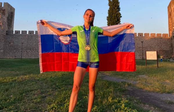 Klara Lukan uvrščena na Olimpijske igre v Tokio