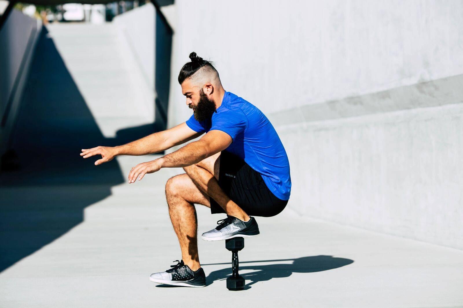 5 vaj, s katerimi boste okrepili kolena in preprečili poškodbe
