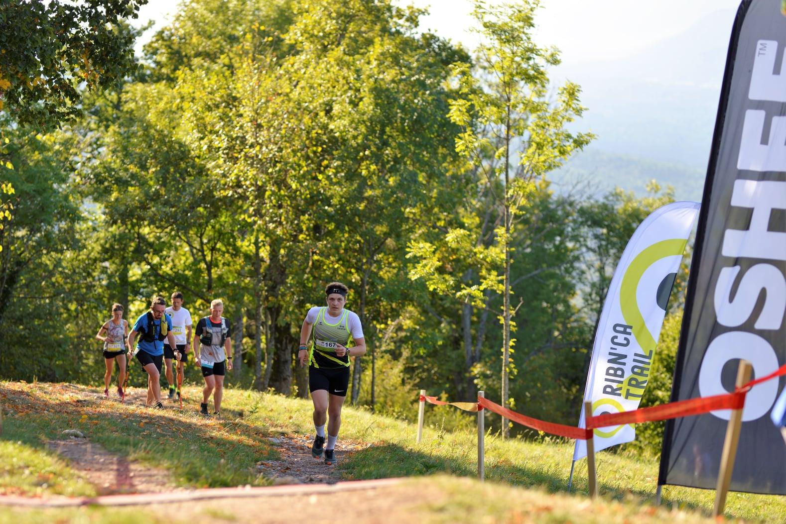 Ribnca Trail 2021: Lepa udeležba in dobro vzdušje
