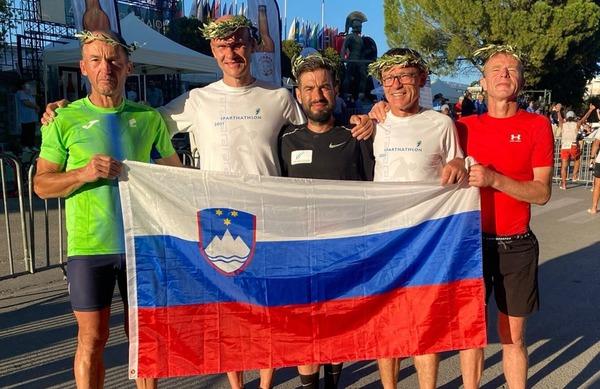 Spartathlon: 246 kilometrsko preizkušnjo uspešno preteklo tudi 5 Slovencev