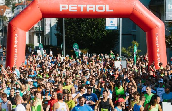 Novomeški 1/2 maraton: Znana nova državna prvaka v polmaratonu