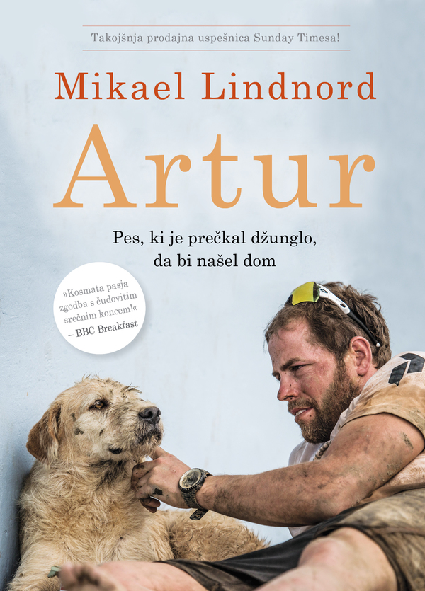 Artur, Pes, ki je prečkal džunglo, da bi našel dom