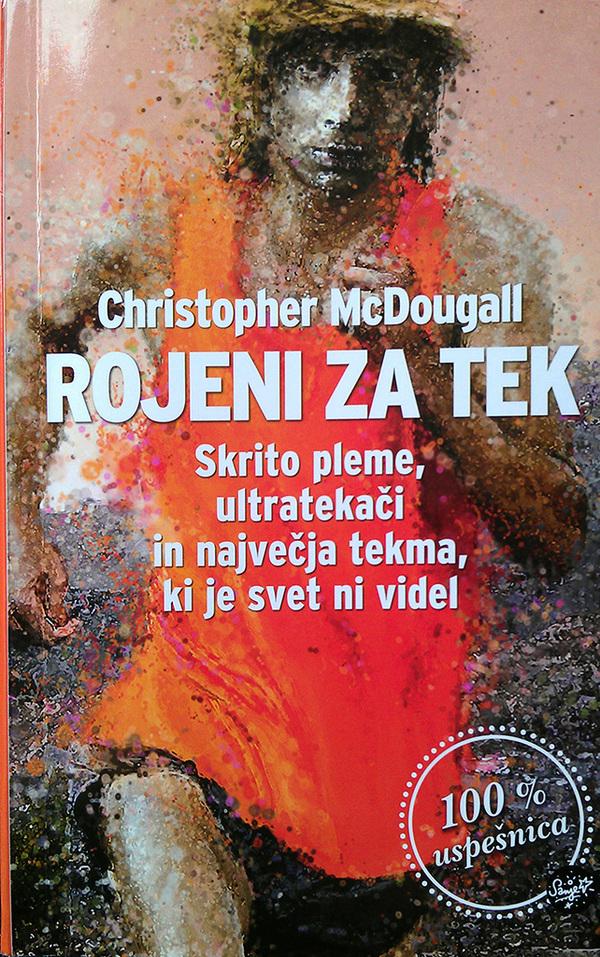 Rojeni za tek - Christopher McDougall