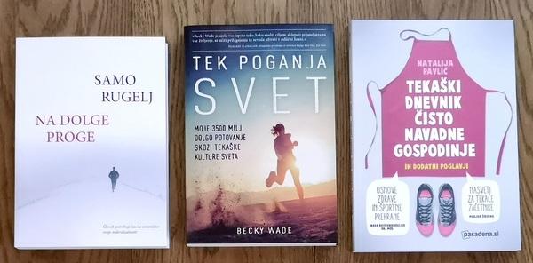 Revija Tekac.si (letna narocnina) + DARILO knjiga