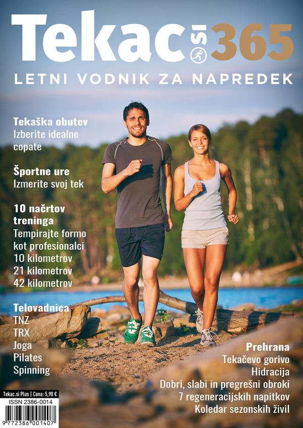 Tekac.si plus 365 dni, letni vodnik za napredek 2019